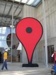 Mobiedle locatieadvertenties-beeld